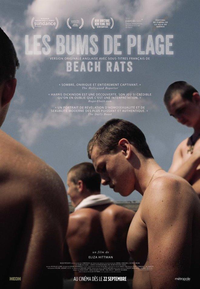 Les bums de plage (v.o.a.s.-t.f.) Large Poster