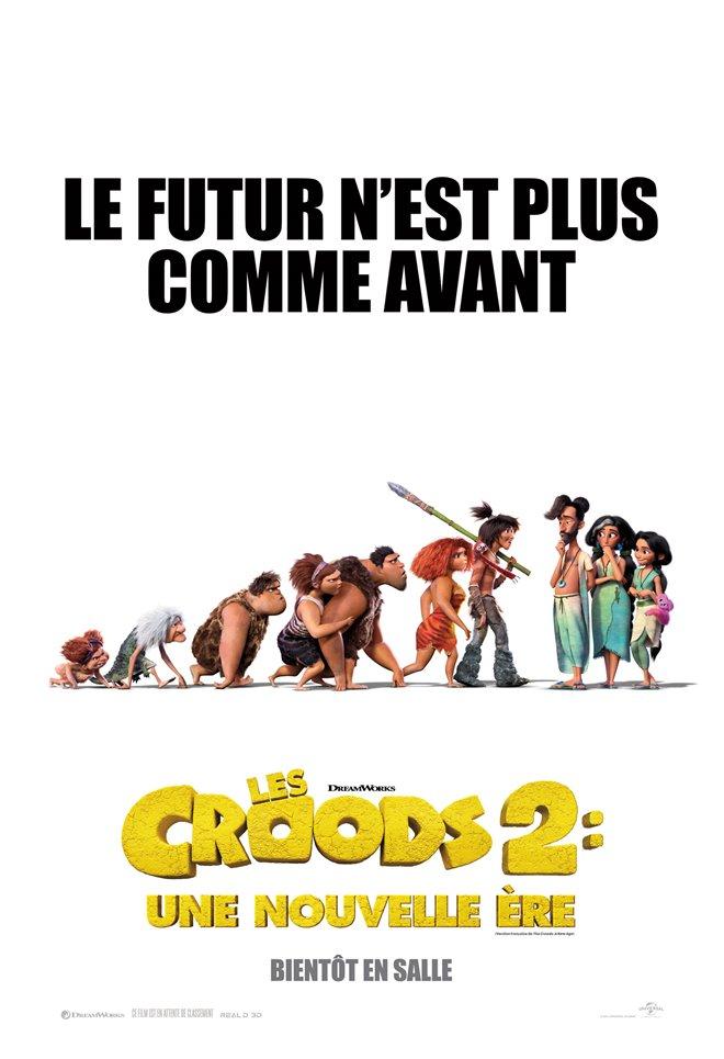 Les Croods 2 : Une nouvelle ère Large Poster
