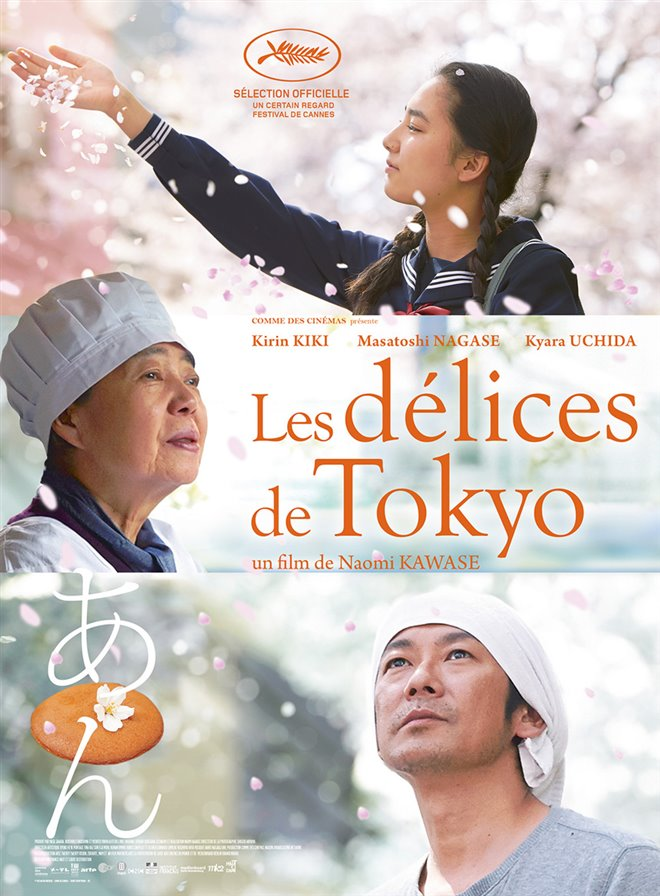Les délices de Tokyo Large Poster