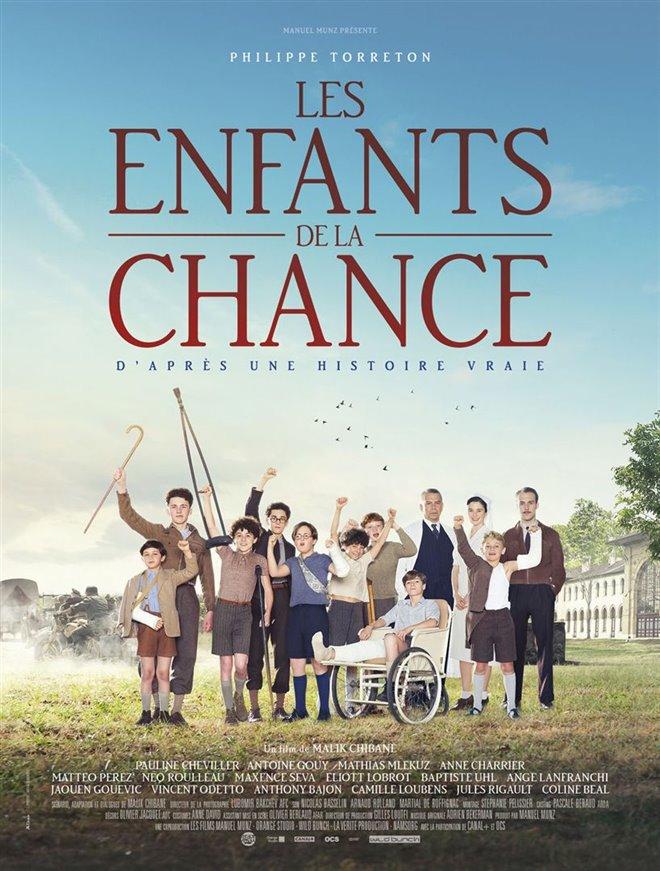 Les enfants de la chance Large Poster