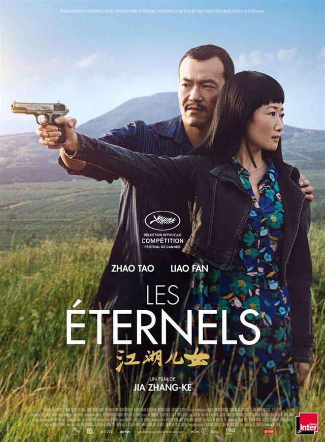 Les éternels (v.o.s.-t.f.) Large Poster
