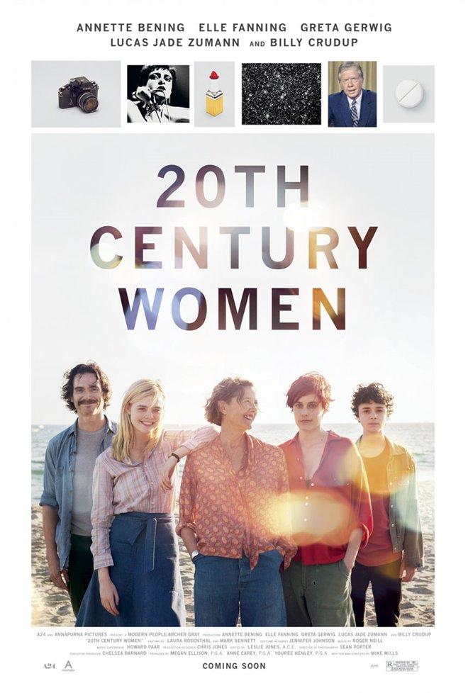 Les femmes du 20e siècle Large Poster