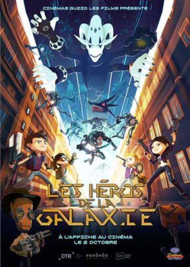 Les héros de la galaxie Large Poster