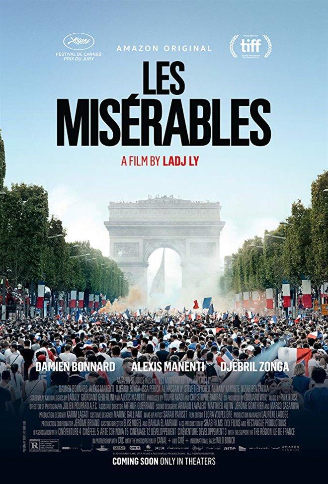 Les Misérables Large Poster