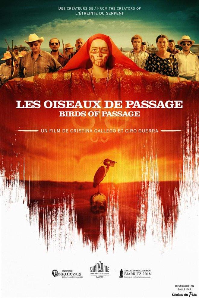 Les oiseaux de passage (v.o.s.-t.f.) Large Poster
