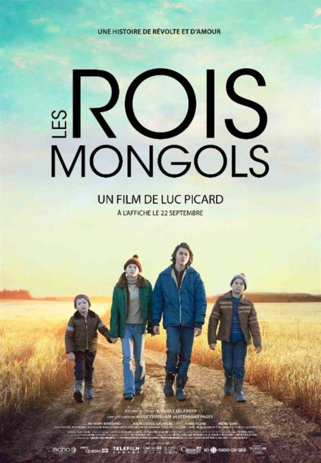 Les rois mongols Large Poster