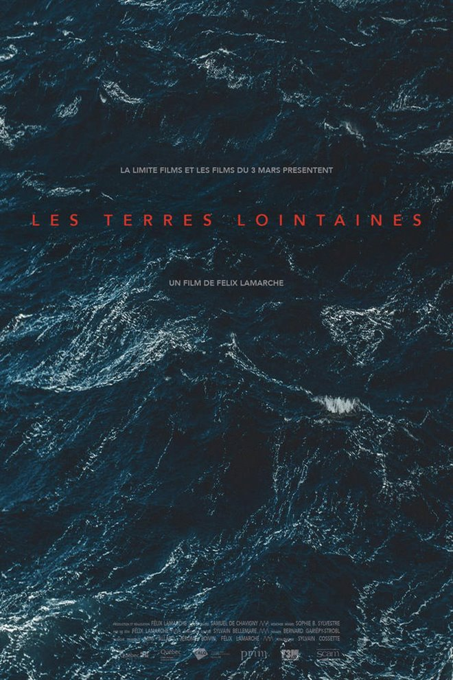 Les terres lointaines Large Poster