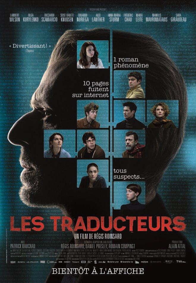 Les traducteurs Large Poster
