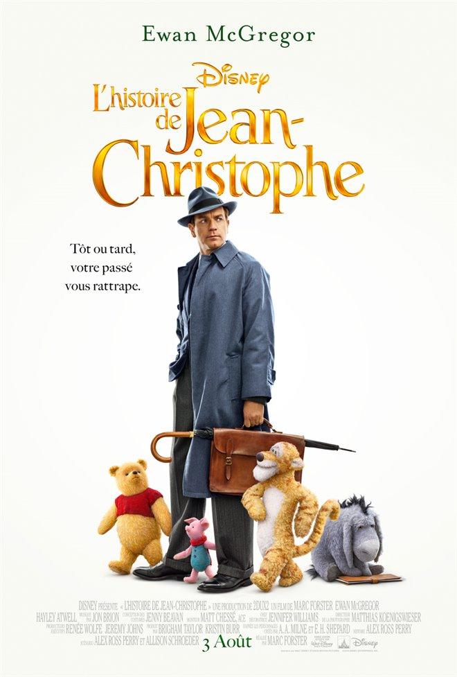 L'histoire de Jean-Christophe Large Poster