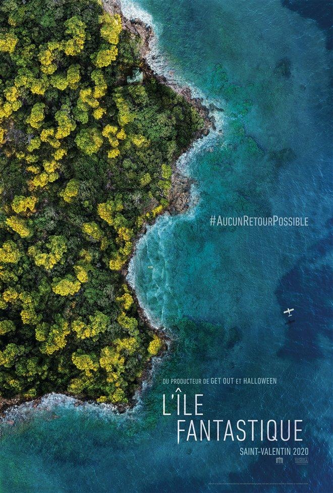 L'île fantastique de Blumhouse Large Poster