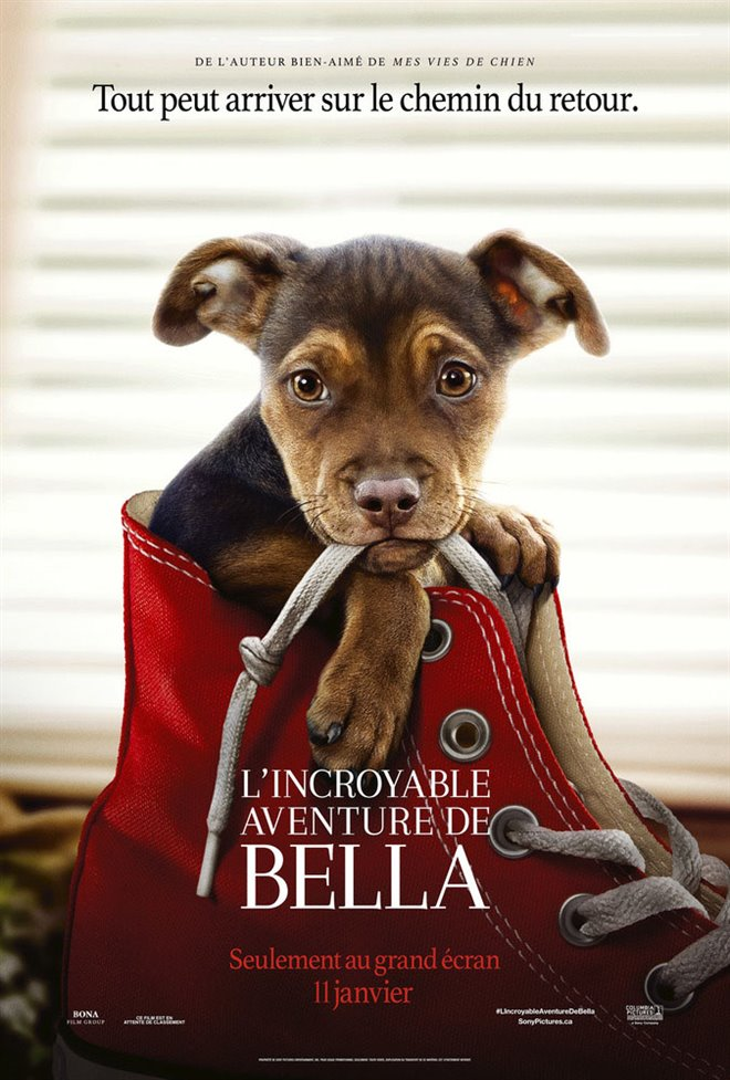 L'incroyable aventure de Bella Large Poster