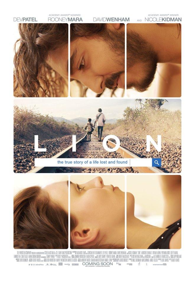 Lion (v.f.) Large Poster
