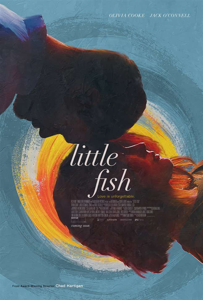 Little Fish Large Poster