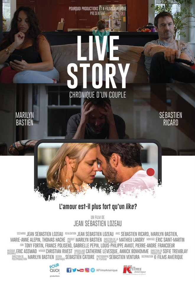 Live Story Large Poster
