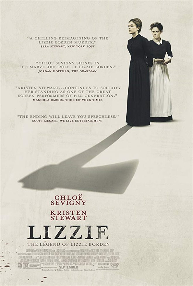 Lizzie (v.o.a.) Large Poster