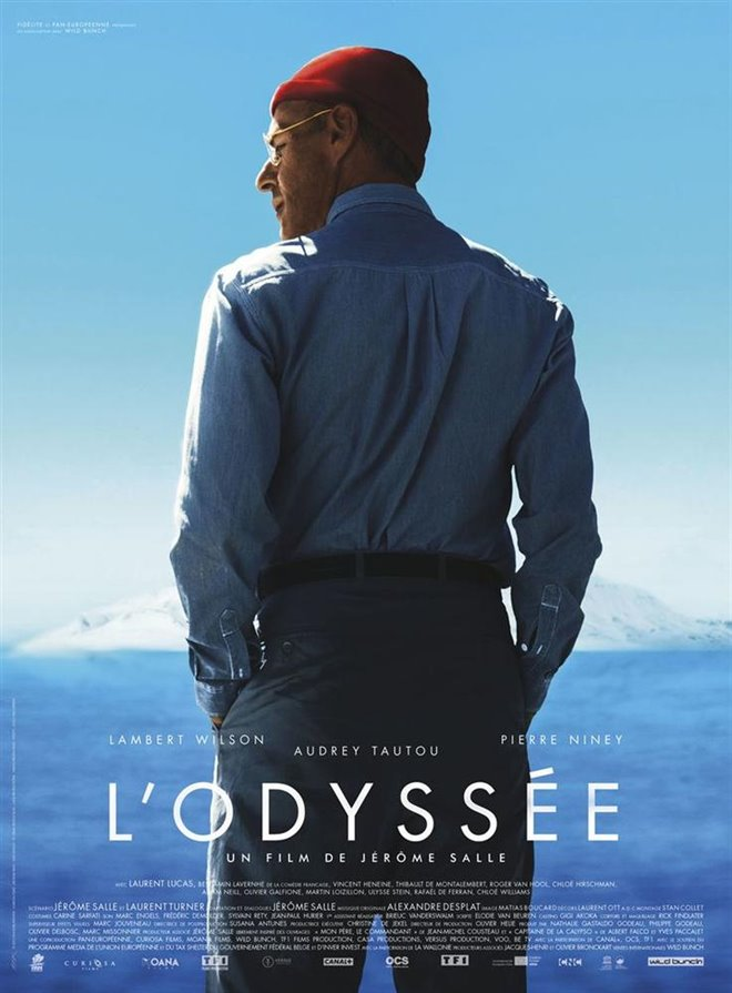 L'odyssée Large Poster