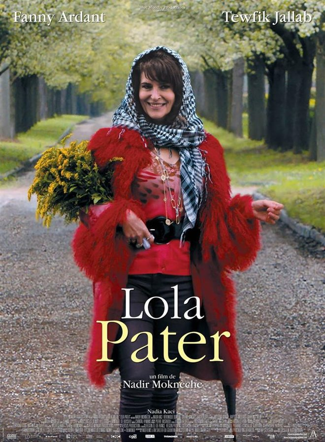 Lola Pater Large Poster