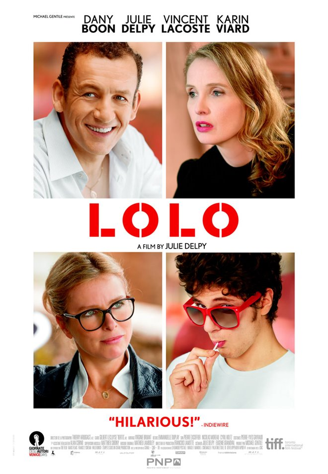 Lolo Large Poster