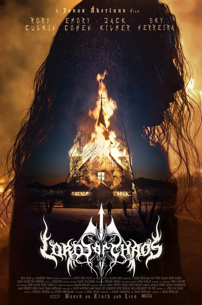 Lords of Chaos Large Poster