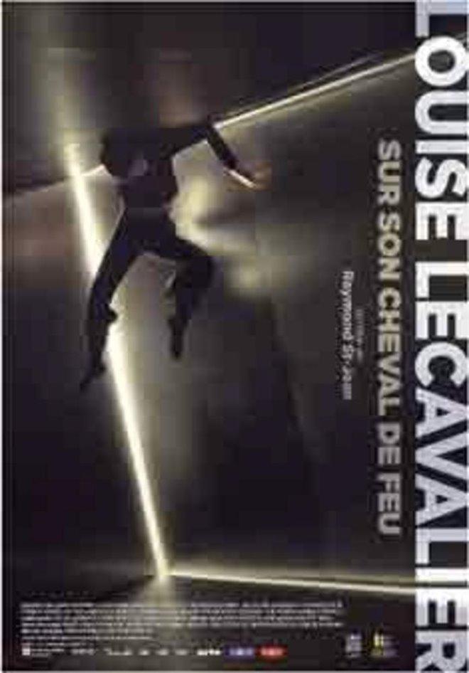 Louise Lecavalier : Sur son cheval de feu (v.o.f.) Large Poster