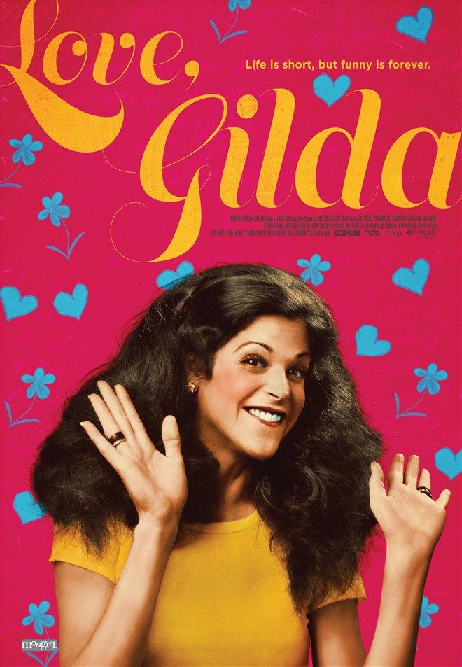 Love, Gilda (v.o.a.) Large Poster