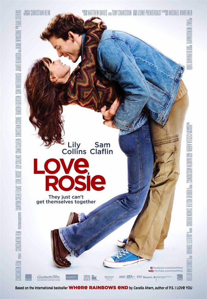 Love, Rosie Large Poster