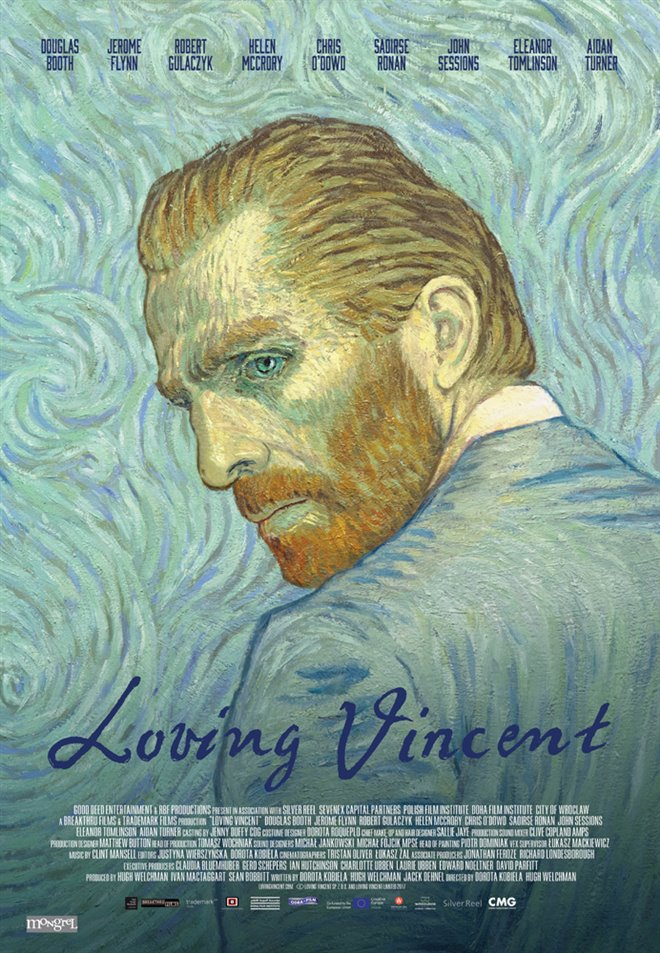 Loving Vincent Large Poster