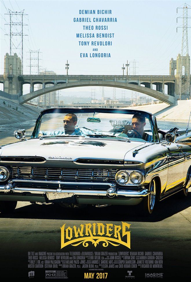 Lowriders Large Poster