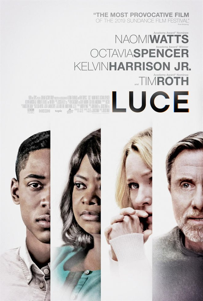 Luce (v.o.a.) Large Poster