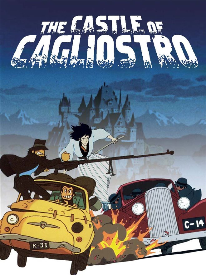 Lupin III: The Castle of Cagliostro Large Poster