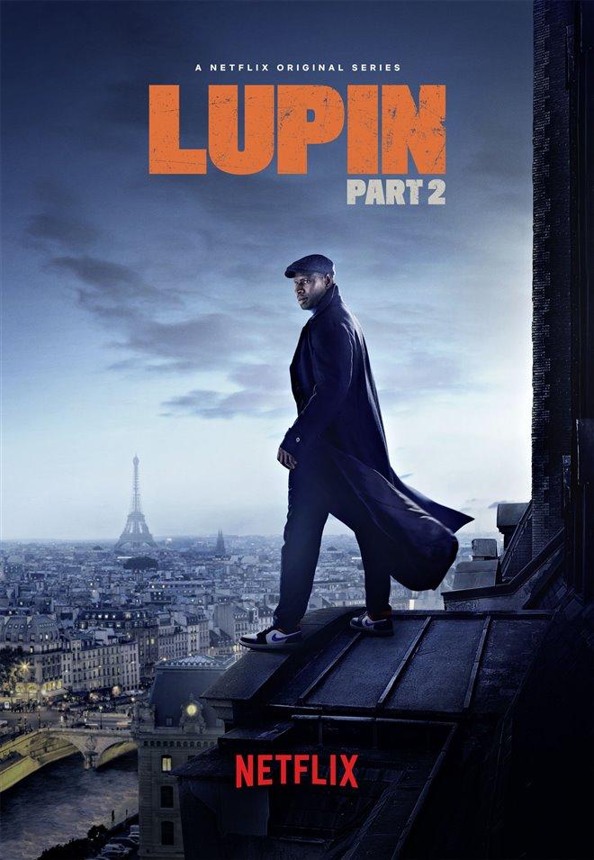 Lupin (Netflix) Large Poster