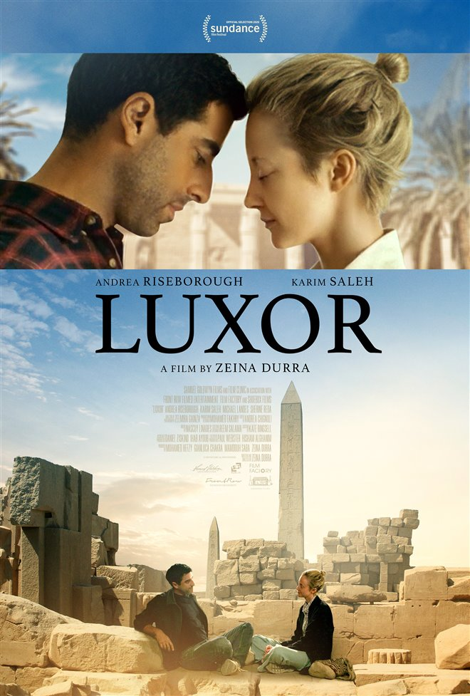 Luxor Large Poster