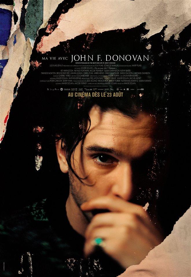 Ma vie avec John F. Donovan Large Poster