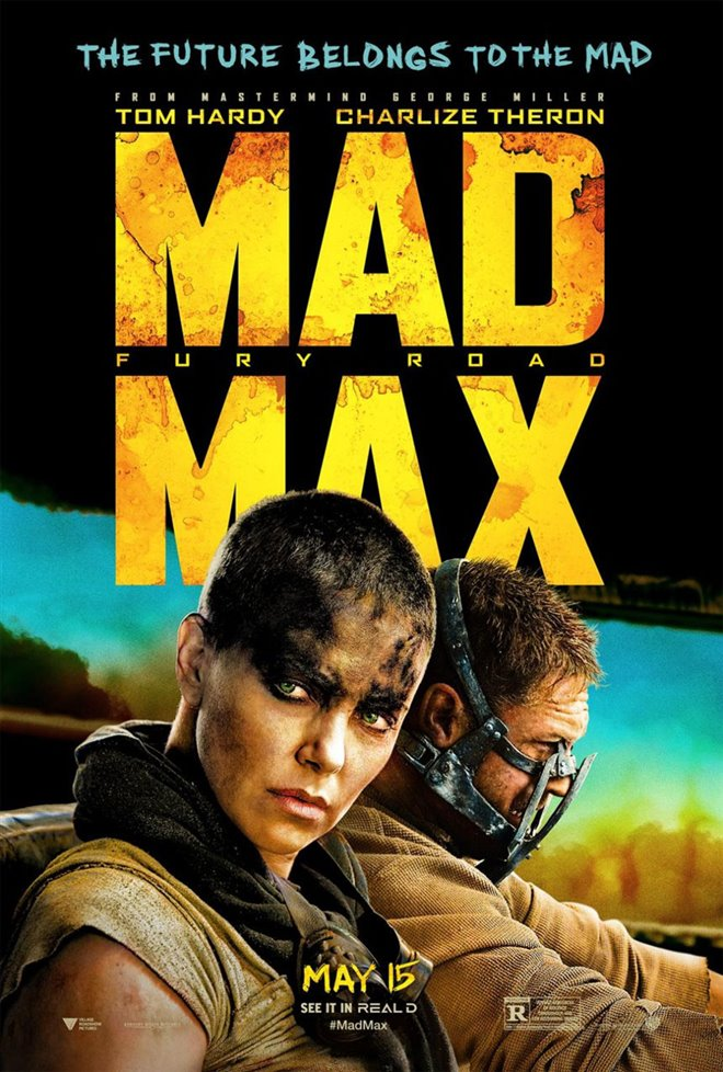 Mad Max: Fury Road Large Poster