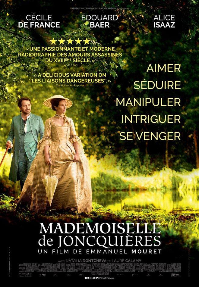 Mademoiselle de Joncquières (v.o.f.) Large Poster