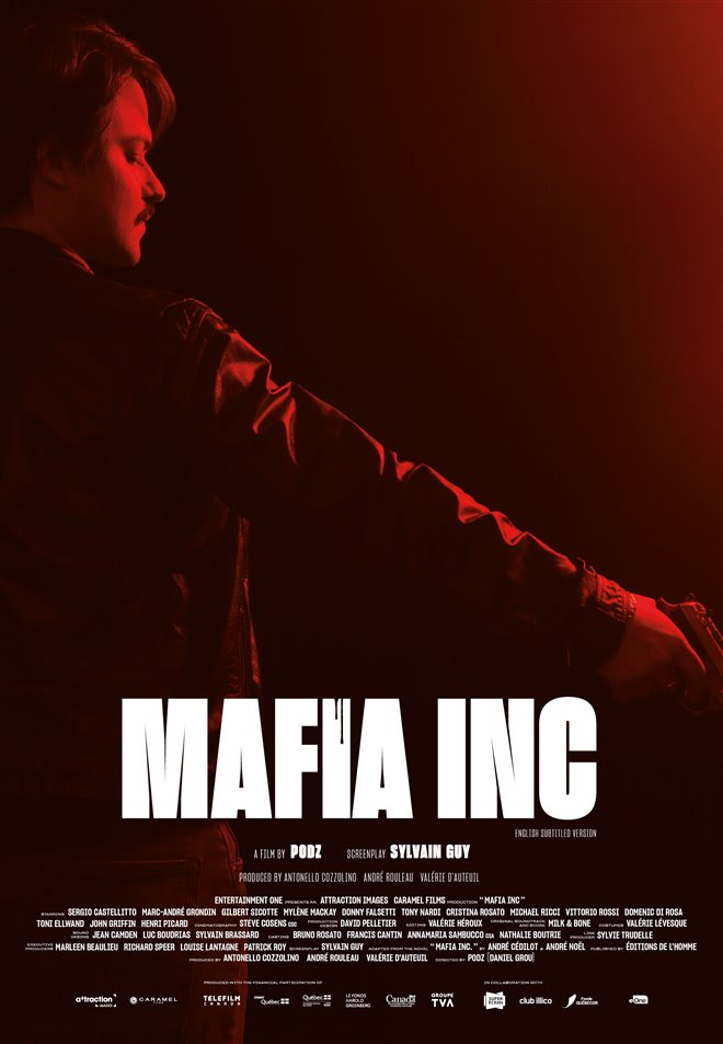 Mafia Inc Large Poster