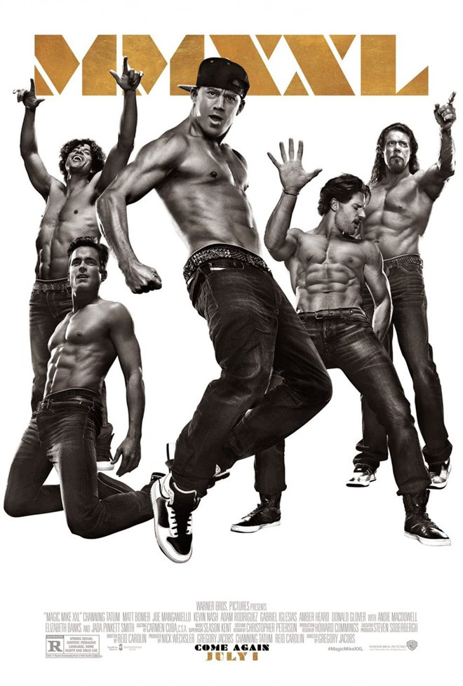 Magic Mike XXL Large Poster