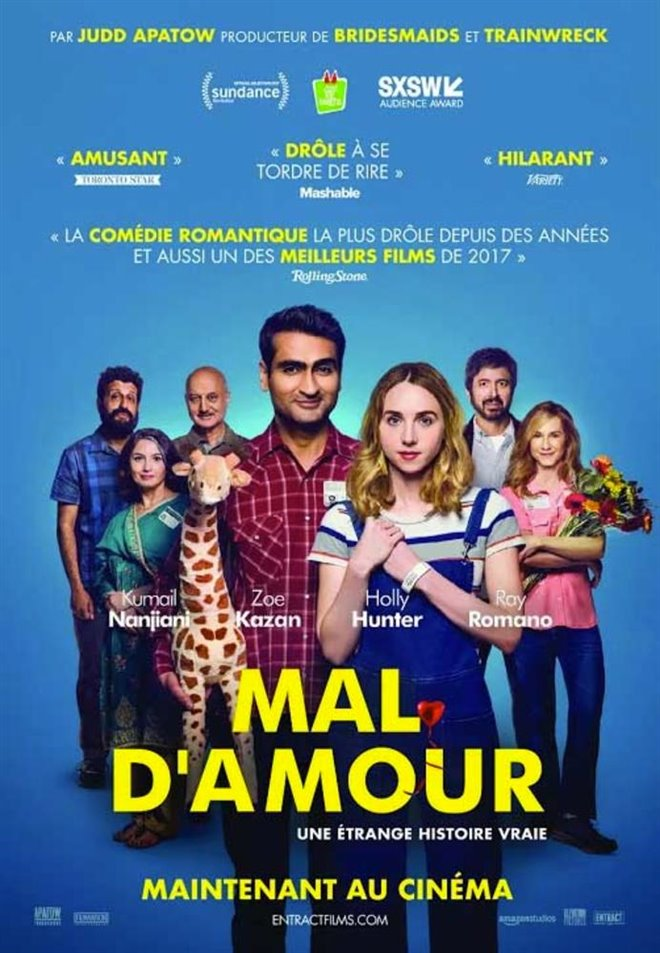Mal d'amour Large Poster