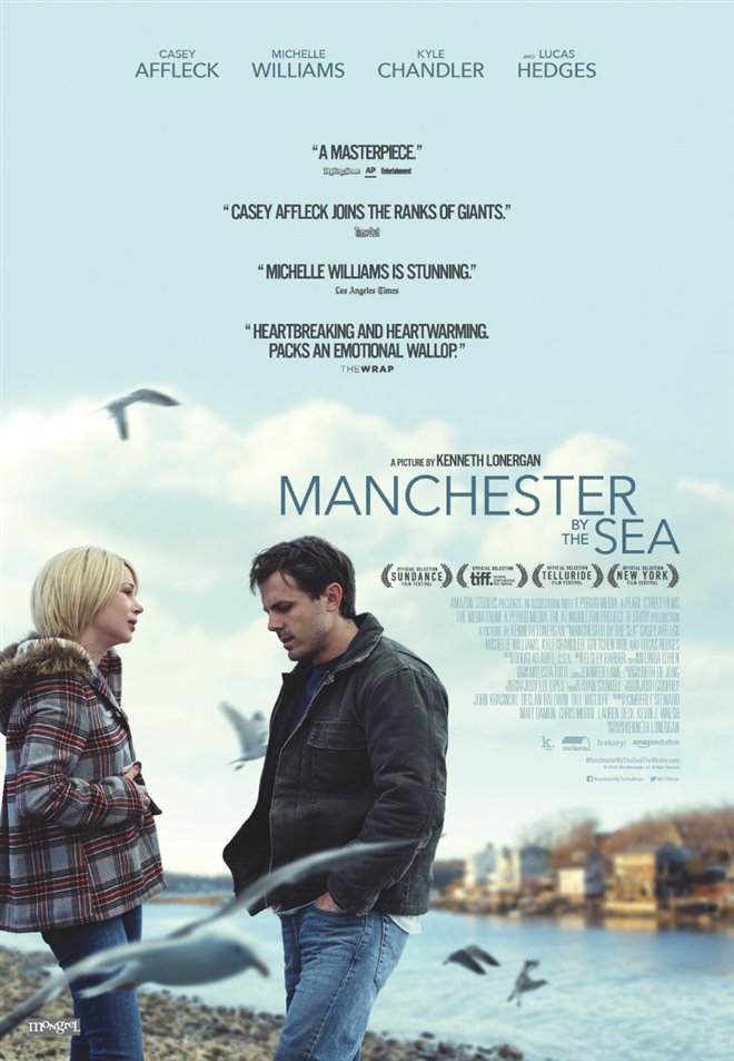 Manchester by the Sea (v.f.) Large Poster
