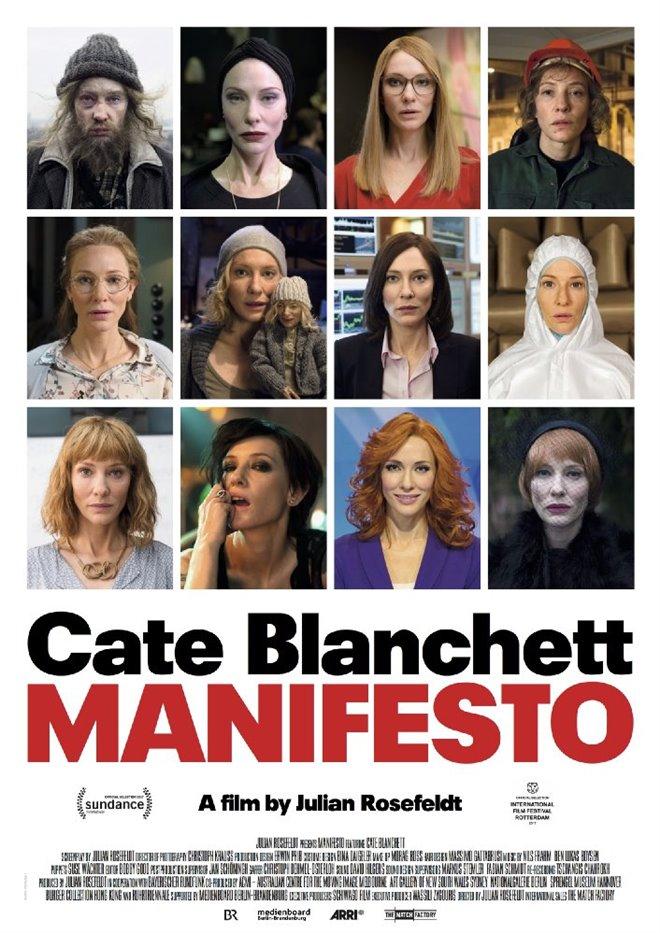 Manifesto (v.o.a.) Large Poster