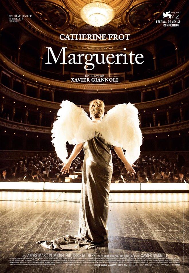 Marguerite (v.o.f.) Large Poster