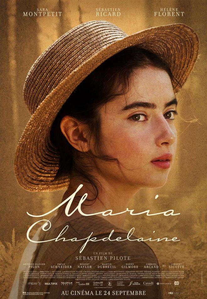 Maria Chapdelaine (v.o.f.) Large Poster