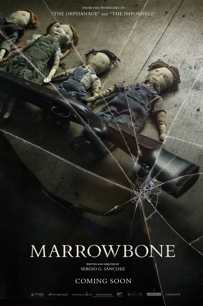 Marrowbone Large Poster