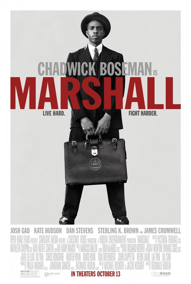 Marshall Large Poster