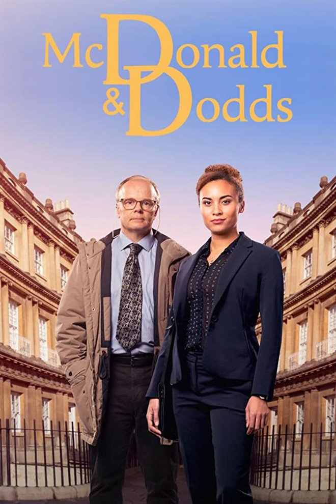 McDonald & Dodds (BritBox) Large Poster