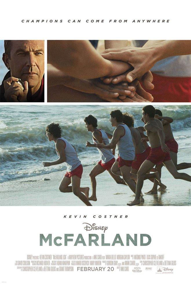 McFarland Large Poster