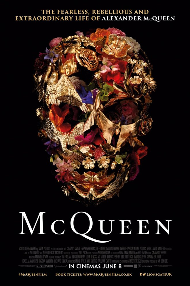 McQueen Large Poster