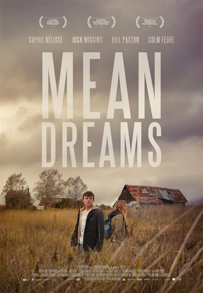 Mean Dreams Large Poster