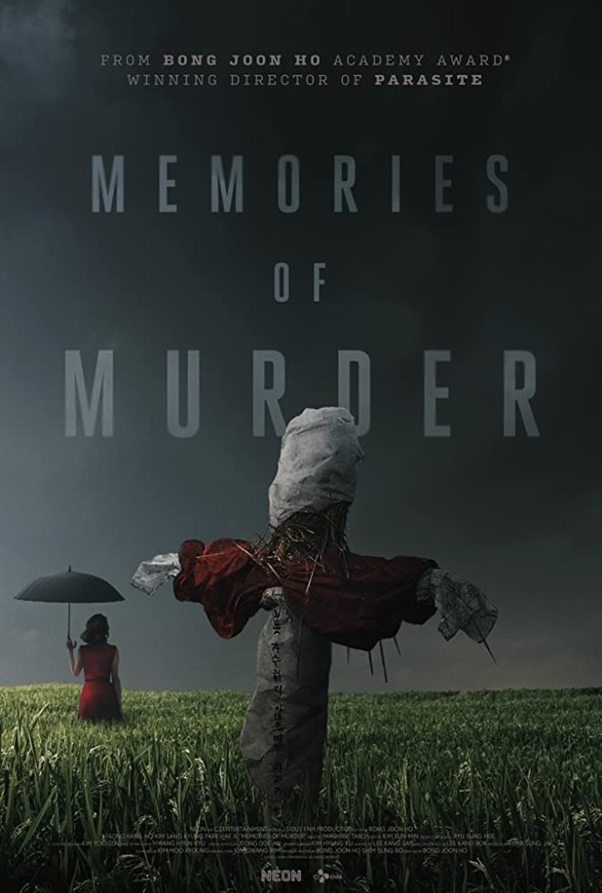 Memories of a Murder Large Poster