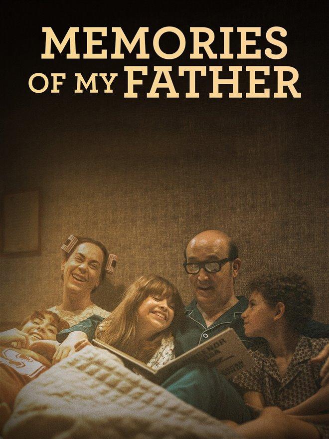 Memories Of My Father (El olvido que seremos) Large Poster